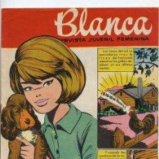 Tebeos: BLANCA - Nº 87 15 OCTUBRE 1962 - PILUCA. Lote 38742758