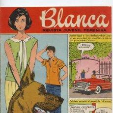 Tebeos: BLANCA - Nº 89 29 OCTUBRE 1962 - PILUCA. Lote 38742784