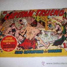 Tebeos: EL CAPITAN TRUENO (ORIGINAL, 1958), Nº 93. Lote 38758334