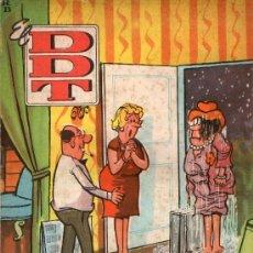 BDs: EL DDT - AÑO XIII - Nº 621 - EDITORIAL BRUGUERA - AÑO 1963.. Lote 38768063