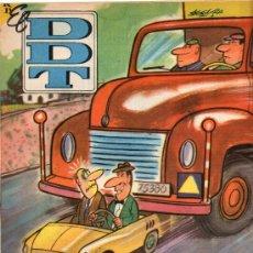 BDs: EL DDT - AÑO XIII - Nº 610 - EDITORIAL BRUGUERA - AÑO 1963.. Lote 267512049