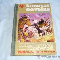 Tebeos: FAMOSAS NOVELAS VOLUMEN XVI - BRUGUERA 1ª EDICION 1979 - 416 PAGINAS A COLOR. Lote 38891418