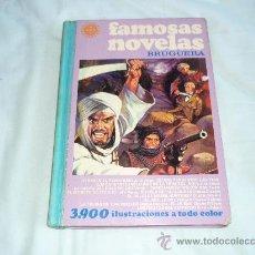Tebeos: FAMOSAS NOVELAS NUM XVII 1ª EDICION DE LIBRERIA. Lote 40655361
