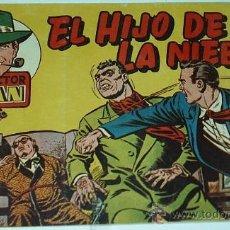 Tebeos: INSPECTOR DAN Nº 13 -- MAGA - ORIGINAL 1952. Lote 38903266