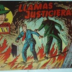 Tebeos: INSPECTOR DAN Nº 15 -- MAGA - ORIGINAL 1952- LEER. Lote 38903286