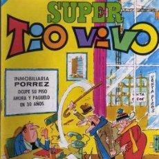 Tebeos: SUPER TIO VIVO - Nº 56 - 1977 - EDITORIAL BRUGUERA. Lote 38913918