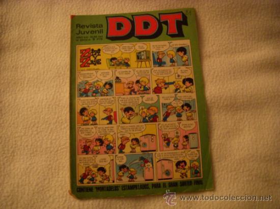 DDT Nº 265, III ÉPOCA, EDITORIAL BRUGUERA (Tebeos y Comics - Bruguera - DDT)
