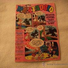 Tebeos: MORTADELO Nº 60, CON CORSARIO DE HIERRO, EDITORIAL BRUGUERA. Lote 38924489