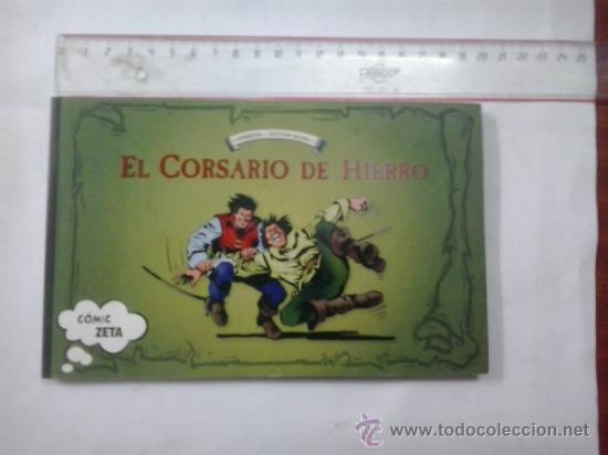 -EL CORSARIO DE HIERRO-COMIC Z (Tebeos y Comics - Bruguera - Corsario de Hierro)