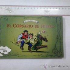 Tebeos: -EL CORSARIO DE HIERRO-COMIC Z. Lote 39420906