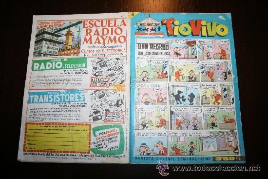 Tebeos: TIO VIVO - AÑO VIII - Nº 207 - 22-02-1965 - Foto 4 - 38913939