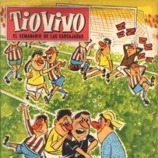 Tebeos: TIO VIVO - Nº 158 - EDITORIAL BRUGUERA. Lote 38920814