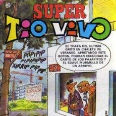 Tebeos: SUPER TIO VIVO - Nº 116 - 1982 - EDITORIAL BRUGUERA. Lote 38920837