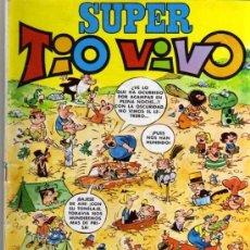 Tebeos: SUPER TIO VIVO Nº 3 - 1972 - EDITORIAL BRUGUERA. Lote 38920846