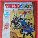 Tebeos: TRUENO COLOR 1.489, DICIEMBRE 1972. . Lote 38928965