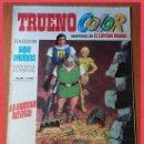 Tebeos: TRUENO COLOR 1.723, MARZO 1975. . Lote 38929089