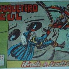 Tebeos: EL MOSQUETERO AZUL Nº 26 -- BRUGUERA -- ORIGINAL Y ULTIMO - IMPORTANTE LEER. Lote 38937502