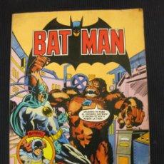 Tebeos: BAT MAN, EDITORIAL BRUGUERA 1979.. Lote 38941742