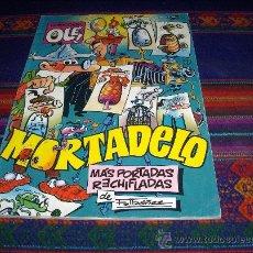 Tebeos: OLÉ Nº 383 MORTADELO PORTADAS. EDICIONES B 1ª EDICIÓN 1991. 275 PTS. .. Lote 38953226