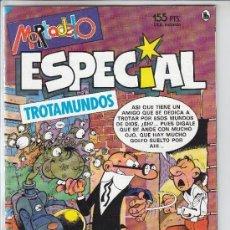Tebeos: MORTADELO ESPECIAL TROTAMUNDOS Nº 211 ¡¡¡¡EL ULTIMO MORTADELO ESPECIAL!!!!!. Lote 38965113