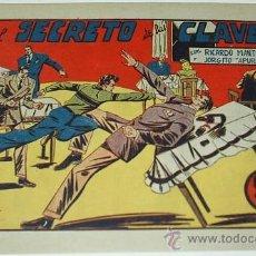 Tebeos: RICARDO MANTECA Nº 10 - BRUGUERA 1947 - ORIGINAL. Lote 38976112