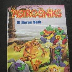 Tebeos: ASTROSNIKS Nº 1 EDITORIAL BRUGUERA. Lote 38976991