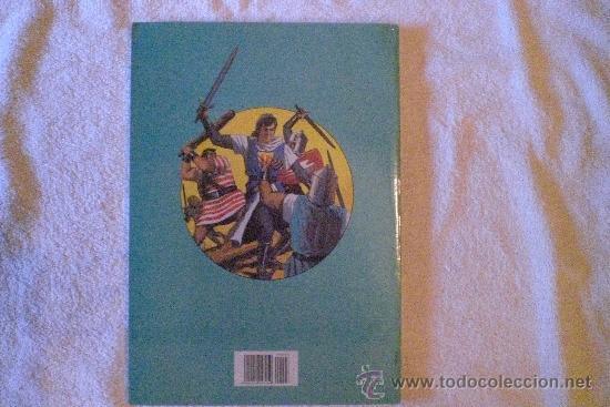 Tebeos: EL CAPITAN TRUENO TOMO 7 EL IDOLO SINIESTRO - Foto 2 - 39008656
