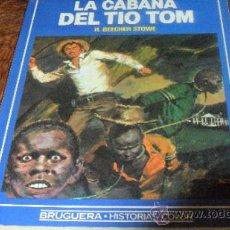 Tebeos: HISTORIAS COLOR Nº 14 , TOMO LA CABAÑA DEL TIO TOM . Lote 39038331