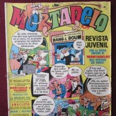 BDs: MORTADELO REVISTA JUVENIL - ED BRUGUERA Nº 48 AÑO II 1971. CON CORSARIO DE HIERRO, ETC.. Lote 39031007