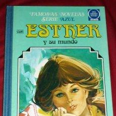 Tebeos: ESTHER Y SU MUNDO .1984 SERIE AZUL Nº 3 BRUGUERA .. Lote 39033110