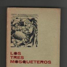 Tebeos: LOS TRES MOSQUETEROS - ALEJANDRO DUMAS.. Lote 39068947