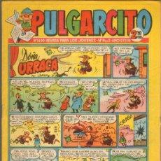 Tebeos: TEBEOS-COMICS GOYO - PULGARCITO - Nº 1400 - BRUGUERA - CON CAPITAN TRUENO *AA99. Lote 39095173