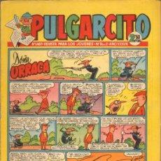 Tebeos: TEBEOS-COMICS GOYO - PULGARCITO - Nº 1407 - BRUGUERA - CON CAPITAN TRUENO *BB99. Lote 39095511