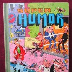 Tebeos: SUPER HUMOR VOLUMEN XXV (25). MORTADELO Y FILEMÓN. BRUGUERA 1ª EDICIÓN, 1978. Lote 39193652