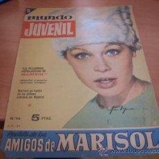 Tebeos: MUNDO JUVENIL Nº 46 AMIGOS DE MARISOL (BRUGUERA) (CLA3). Lote 39194546