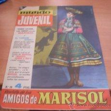 Tebeos: MUNDO JUVENIL Nº 19 AMIGOS DE MARISOL (BRUGUERA) (CLA3). Lote 39195056