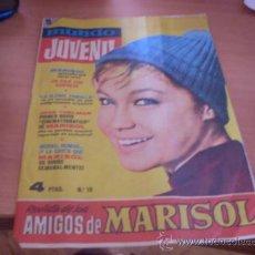 Tebeos: MUNDO JUVENIL Nº 15 AMIGOS DE MARISOL (BRUGUERA) (CLA3). Lote 39195110