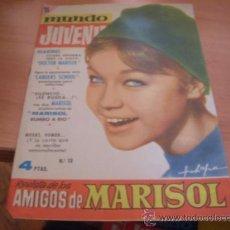 Tebeos: MUNDO JUVENIL Nº 13 AMIGOS DE MARISOL (BRUGUERA) (CLA3). Lote 39195139