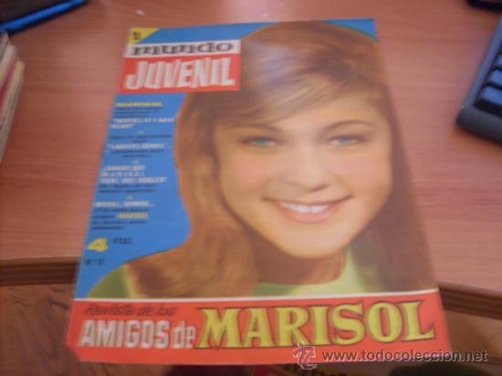 MUNDO JUVENIL Nº 11 AMIGOS DE MARISOL (BRUGUERA) (CLA3) (Tebeos y Comics - Bruguera - Otros)