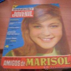 Tebeos: MUNDO JUVENIL Nº 11 AMIGOS DE MARISOL (BRUGUERA) (CLA3). Lote 39195158