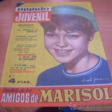 Tebeos: MUNDO JUVENIL Nº 7 AMIGOS DE MARISOL (BRUGUERA) (CLA3). Lote 39195203
