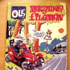 Tebeos: OLE- MORTADELO - EL COCHECITO LERE (1989). Lote 39218085
