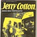 Tebeos: 5 UNIDADES 1-14-15-17-19 -JERRY COTTON BRUGUERA-LA NOVELA POLICIACA DE MAS ÉXITO DEL MUNDO 1985. Lote 39221459