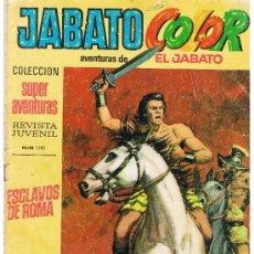 Tebeos: JABATO COLOR. PRIMERA EPOCA. NUMERO 1. BRUGUERA 1969. (ST/CA2). Lote 39246263