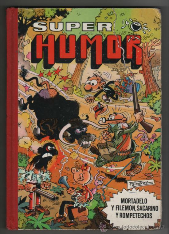 SUPER HUMOR - EDITORIAL BRUGUERA VOLUMEN XXXIII. (Tebeos y Comics - Bruguera - Super Humor)