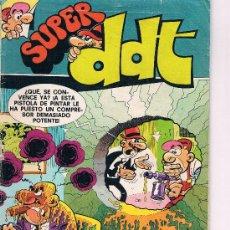 Tebeos: SUPER DDT. AÑO XXVIII. Nº 76. 1979. EDITORIAL BRUGUERA. 50 PAGS.. Lote 39265899
