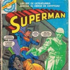 Tebeos: SUPERMAN. RETAPADO 1 BRUGUERA.. Lote 39302312