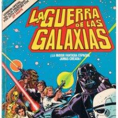 Tebeos: LA GUERRA DE LAS GALAXIAS. VERSION OFICIAL DEL FILM. 2ª PARTE. BRUGUERA.. Lote 39314506