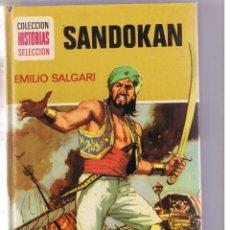 HISTORIAS SELECCION. EMILIO SALGARI. NUMERO 1. BRUGUERA.