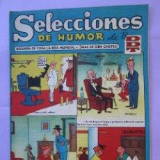 Tebeos: SELECCIONES DE HUMOR DE EL DDT , NUMERO 30 - EDITORIAL BRUGUERA. Lote 39363878